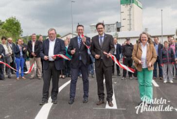 Verbindungsstraße Rinteln Nord eröffnet: Neue Wege, neue Herausforderungen