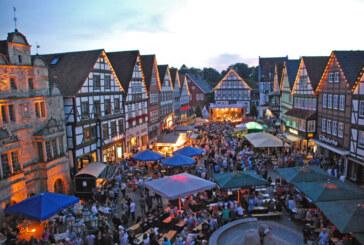 39. Rintelner Altstadtfest vom 12. bis 14. August 2016