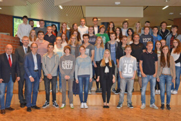 Über 2.000 Euro für Schüler der BBS Rinteln