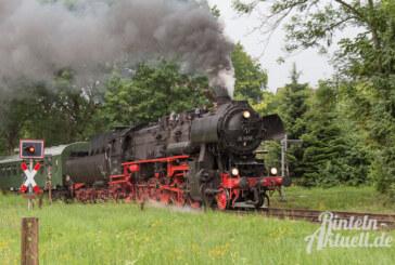 "Dampflok ""Else"" fährt wieder durchs Weserbergland"