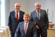 Neuer Vorstand der Sparkasse Schaumburg ab 01.08.2015 im Dienst