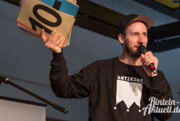 Texte nach dem Reinheitsgebot: 4. Poetry Slam im Rintelner Gymnasium Ernestnium
