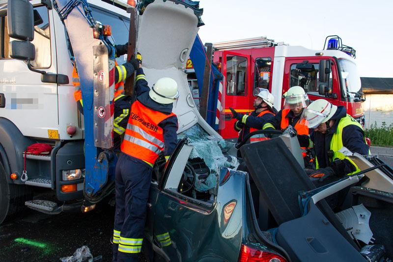 (Foto: Feuerwehr Porta/Michael Horst)