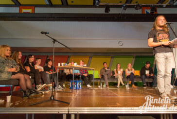 5. Poetry Slam im Gymnasium Ernestinum