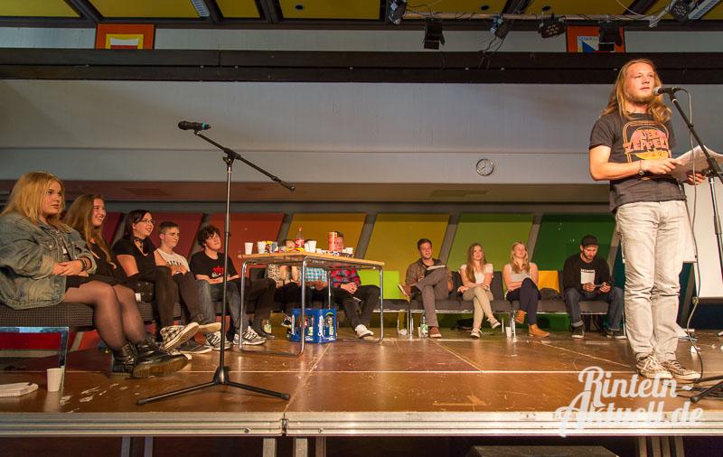 06 rintelnaktuell poetry slam ernestinum gymnasium wortgefechte