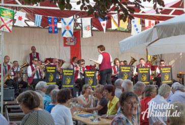 """""""Willkommen an Bord"""": So wars beim 1. Rintelner Hafenfest"""