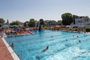 Neue Freibadsaison in Rinteln startet am 13. Mai 2017