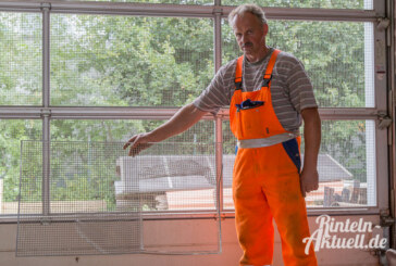 Einbruch beim Bauhof Rinteln: Arbeitsgeräte gestohlen