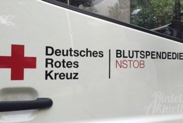 Neues Jahr, neue Blutspende: DRK Ortsverein Rinteln bittet zum Aderlass in die Dauestraße