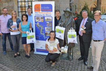 Reizvoll radeln: 6. Große Weserrunde mit Fahrradstrecke bis 300 Kilometer