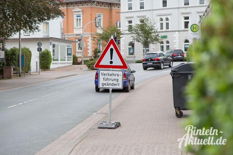 01 rintelnaktuell gruenpfeil ampel rechtsabbieger bahnhofstrasse dankerser innenstadt verkehrskommission