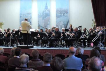 Kendal Concert Band spielt auf dem Rintelner Altstadtfest