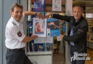 01 rintelnaktuell polizeiorchester praeventionsrat konzert plakate brueckentorsaal