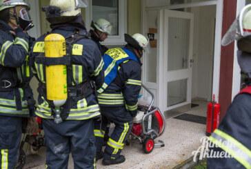 Kraftstoff im Keller löst Feuerwehreinsatz in Rinteln-Nord aus