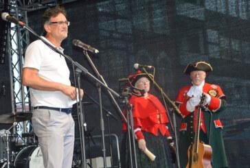Drei Tage Musikprogramm beim 38. Rintelner Altstadtfest