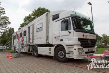 DRK-Blutspendeaktion beim Marktkauf Rinteln