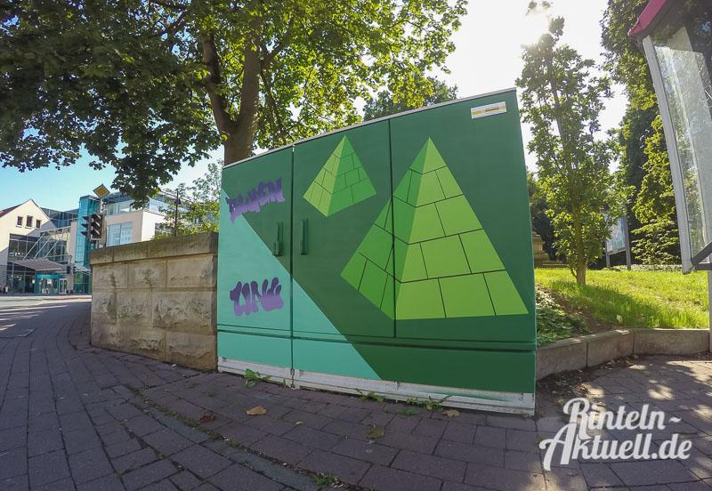 07 rintelnaktuell ferienspassaktion stadtjugendpflege graffiti stromverteiler art paint spray farbe kunst