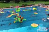 Neuer Termin für die Sparkassen-Poolparty im Rintelner Freibad steht