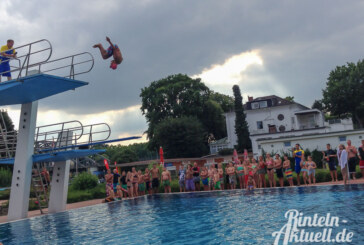Verschoben: Sparkassen-Poolparty findet erst Anfang August statt