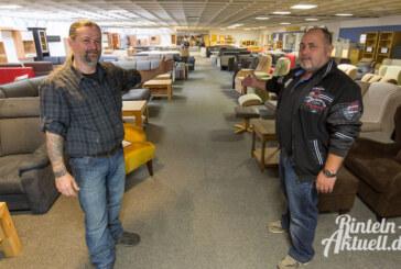 KAP-Möbelmarkt im Industriegebiet Rinteln: Von Küche bis Wohnzimmer, Auswahl auf 3000 Quadratmetern