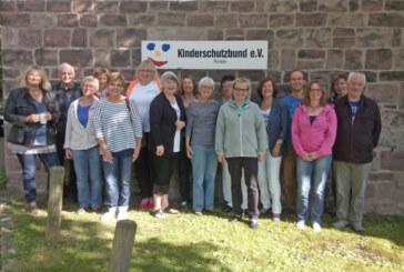 Kinderschutzbund Rinteln: Neue Schulungen für Familienpaten