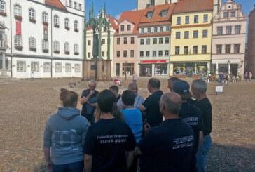 10 Jahre Partnerschaft der Feuerwehren Todenmann und Elster