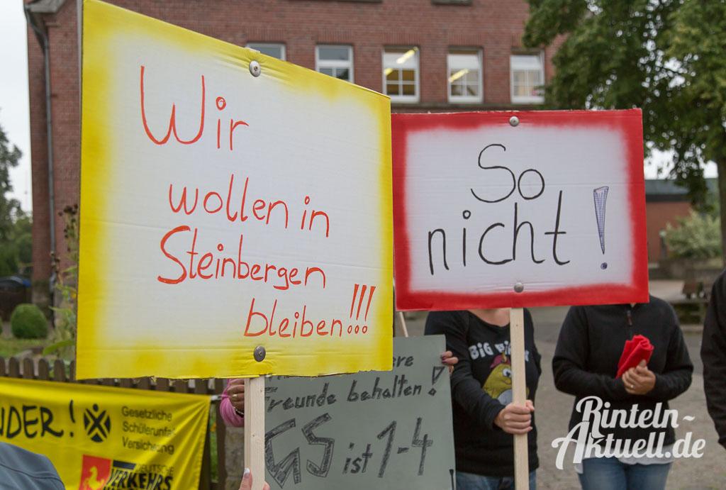 02 rintelnaktuell grundschule steinbergen eltern protest deckbergen verlegung unterricht klassen