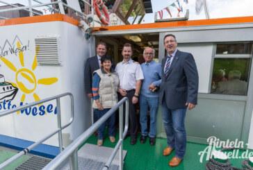 Schiff Ahoi: Seniorenfahrt auf der Weser