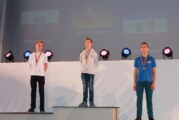 DLRG Ortsgruppe Rinteln feiert 12-jährigen Deutschen Meister