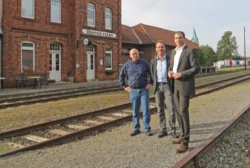 Chancen für Reaktivierung der Eisenbahnstrecke Rinteln-Stadthagen