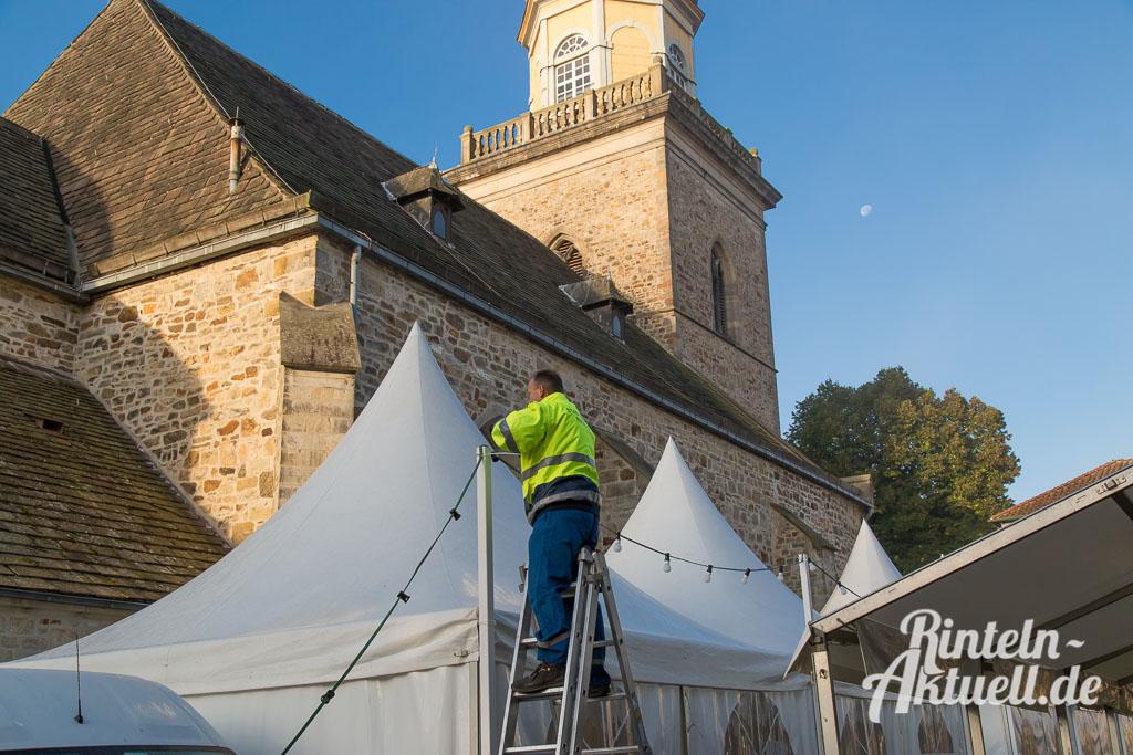 01 rintelnaktuell stadtwerke weinfest kirchplatz beleuchtung led lampen strahler