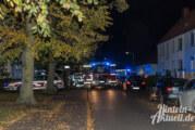 Rinteln-Nord: Angebranntes Essen löst Feuerwehreinsatz aus