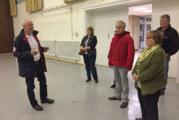 """""""Wahrlich kein Luxus"""": Stadtratsfraktion der SPD Rinteln besucht Prince Rupert School und startet Fahrrad-Aktion"""