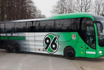 Mit dem S-Club zu Hannover 96