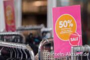 Sommerschlussverkauf an einem Tag: Häppchen- und Schnäppchen-Markt 2018