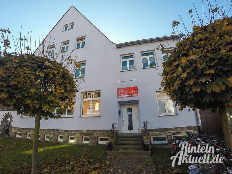 Das Familienzentrum Rinteln.