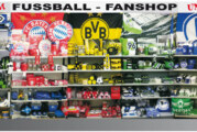 Neuer Fussball Bundesliga-Fanshop jetzt bei UNIKUM Rinteln