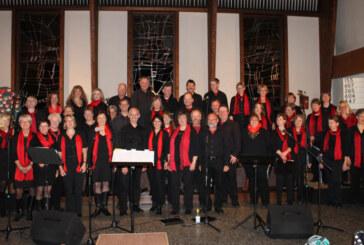 Jahreskonzert des Gospelchores im Johannis-Kirchzentrum