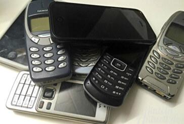 NABU-Aufruf: Mit alten Handys Gutes tun