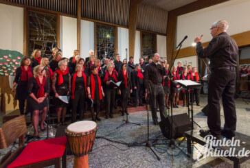 """Give God Glory"": Gospelchor-Jahreskonzert im Johannis-Kirchzentrum Rinteln"
