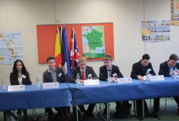 7. MUNE-Konferenz im Gymnasium Ernestinum