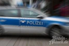 Rintelner (19) sorgt für drei Polizeieinsätze am gleichen Tag