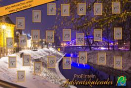 Pro Rinteln Online-Adventskalender mit 24 Preisen verkürzt Wartezeit bis Weihnachten