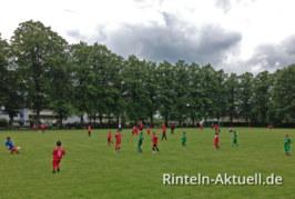 61 Mannschaften kicken um den 5. Extaler-Cup des SC Rinteln