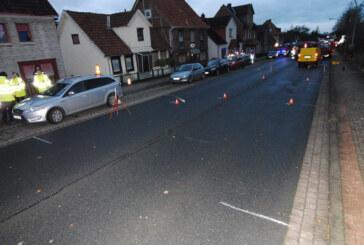 Tödlicher Unfall in Obernkirchen
