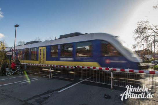 NordWestBahn informiert über Streckensperrung aufgrund von Bauarbeiten