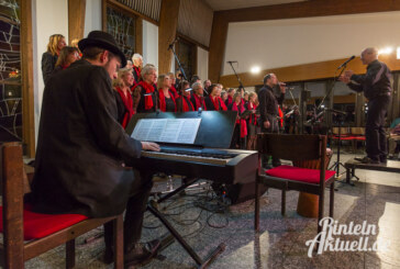 Musik für die Seele beim Jahreskonzert des Gospelchors