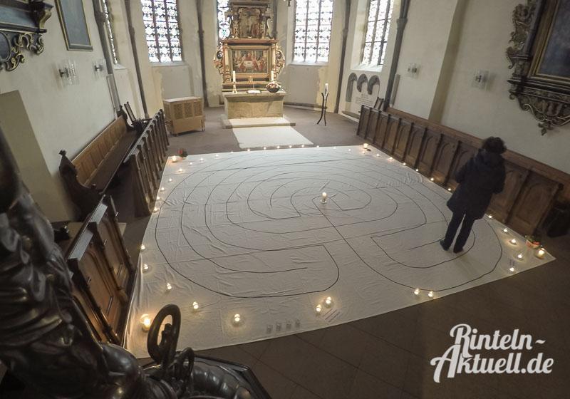 03 rintelnaktuell kirchenkreis labyrinth nikolai begehbar