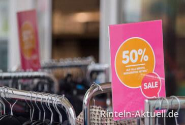 Winter-Häppchen-Schnäppchen-Markt am 1. und 2. Februar 2020 in Rinteln