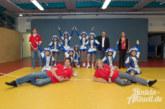 Neue Kostüme für Tanzsportgarde des Rintelner Carnevalsvereins